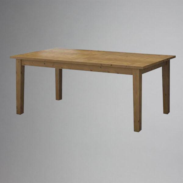 Rustic Table Hire Dubai Event Furniture Rental Company